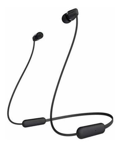 Auriculares Inalambricos Inear Sony Wic200 Negros