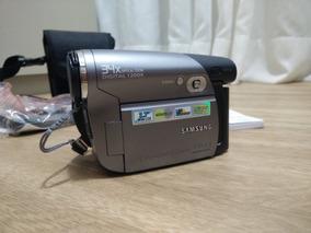 Filmadora Samsung Sc-dc173 - Dvdrw, Mmc E Sdcard