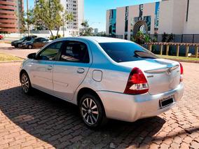 Toyota Etios Platinum 1.5 Sed. Flex 16v 4p Mec.
