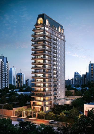 Apartamento Residencial Para Venda, Itaim Bibi, São Paulo - Ap6666. - Ap6666