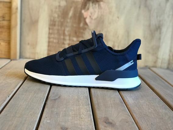 Zapatillas adidas U_path Run - Navy Black - Vulkano