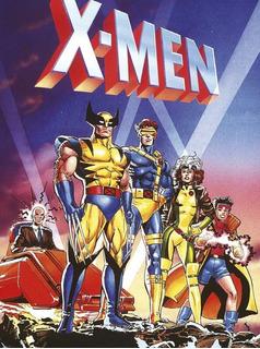 X Men - La Serie Animada