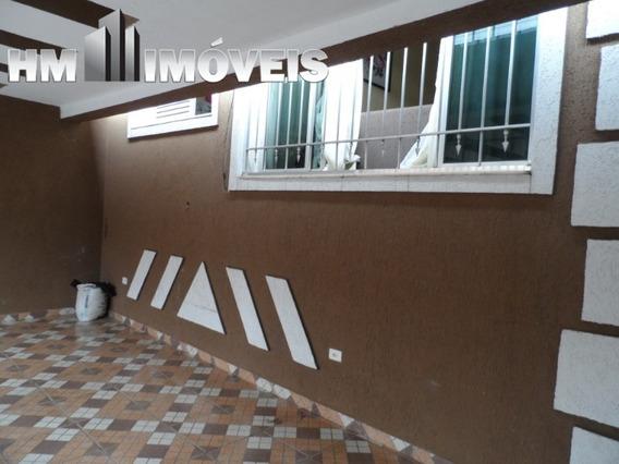 Vende Casa Térrea Na Vila Rosália - Hmv2161 - 33738609