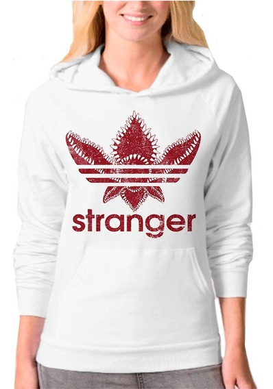 Blusa Moletom Demogorgon Stranger Things Red