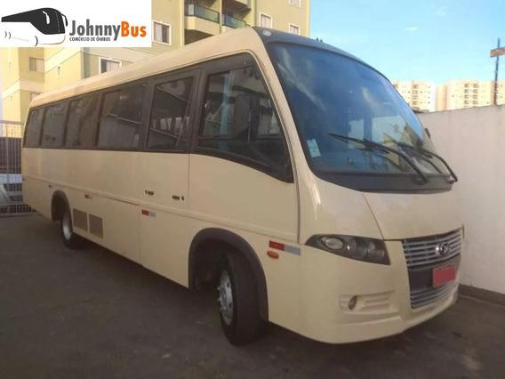 Micro Ônibus Rodoviário Volare W9 - Ano 2010/11 - Johnnybus