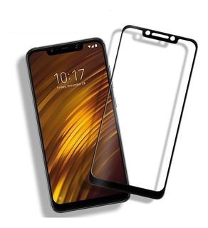 Mica De Vidrio Templado 9d Xiaomi Pocophone F1 6d Mi 9