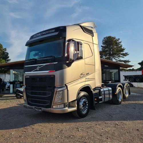 Caminhão Volvo Fh460 Cavalo Trucado 6x2 2020 - Globetrotter