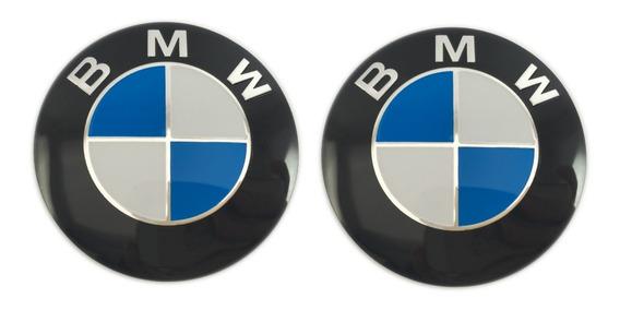 Emblemas Bmw Motocicletas 55 Mm - Par