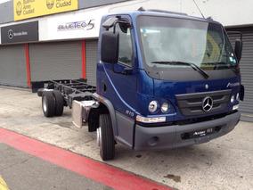 Mercedes Benz Accelo 815 Bluetec 5