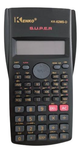 Calculadora Cientíica Kenko Kk-82ms 240 Funciones A Pilas