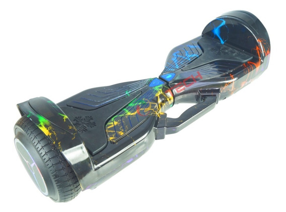 Hoverboard 6,5 Smart Balance Com Bluetooth Skate Over Board