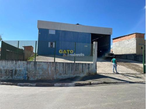 Galpão Para Locação Em Santana De Parnaíba, Chácara Do Solar I (fazendinha) - 21257_1-1850631
