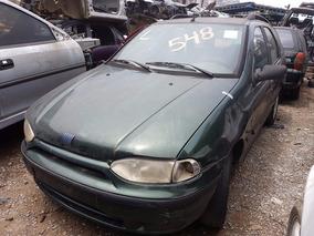 Sucata Fiat Palio Week 6mar 2000 (somente Peças)