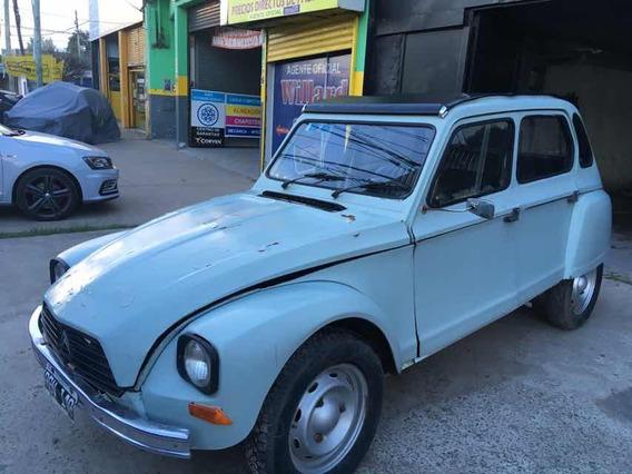 Citroën Citroën 3cv Diane 6 Diane 6