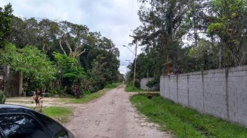 Terreno Escriturado No Gaivota - Itanhaém 6064 | P.c.x