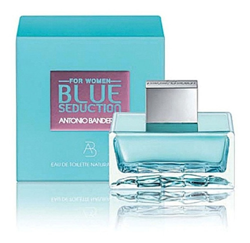 Perfume Original Blue Seduction Antonio - mL a $574