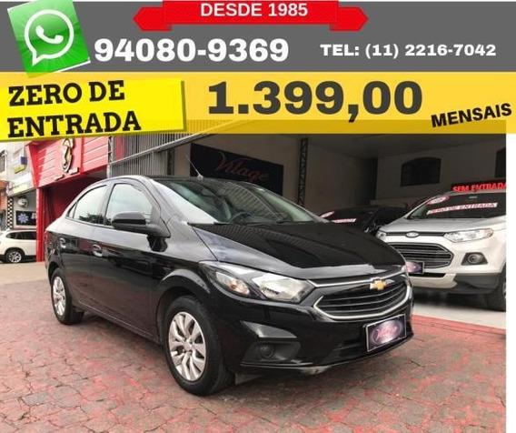 Chevrolet Prisma 1.4 Lt 4p 2016 2017 Zero De Entrada