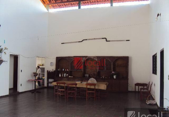 Casa Residencial Para Locação, Jardim Alto Rio Preto, São José Do Rio Preto. - Ca0051
