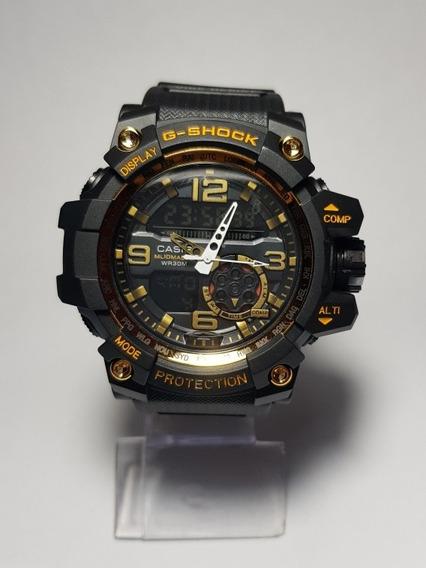 Relógio G-shock Aprova D Agua Masculino
