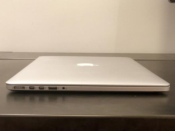 Macbook Pro Retina 15 Late 2013 512gb 16gb Nvidia Me294ll/a