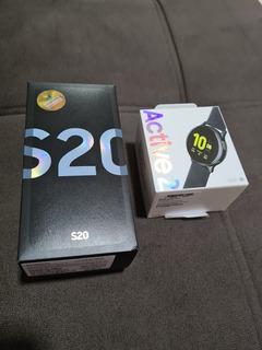 Samsung Galaxy S20 Azul 128gb