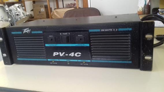 Potência Peavey Pv-4c
