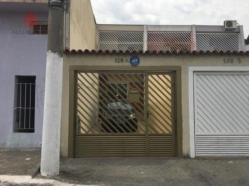 Imagem 1 de 15 de Casa Sobrado Em Parque Boturussu  -  São Paulo - 1728