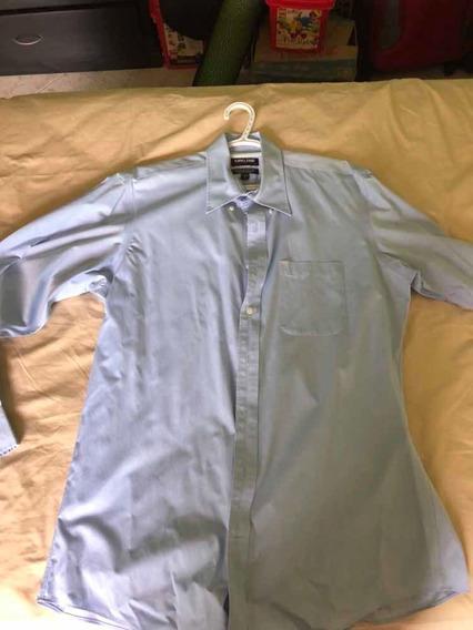 Camisa Celeste Kirkland