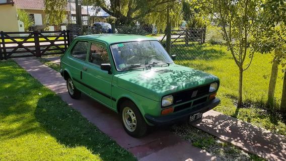 Fiat Brio De Coleccion