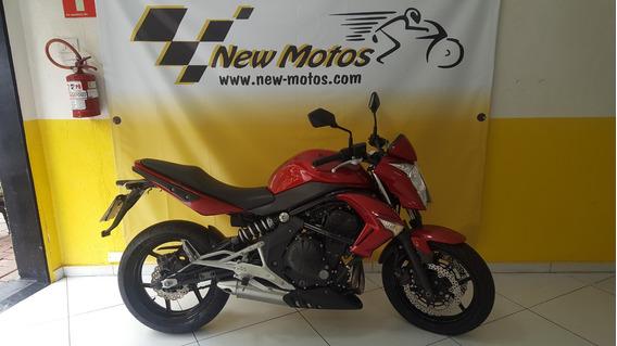Kawasaki Er 6 N Com Abs , 39.000 Km Perfeito Estado ,