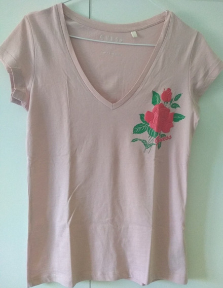 Remera Guess Mujer Talle S