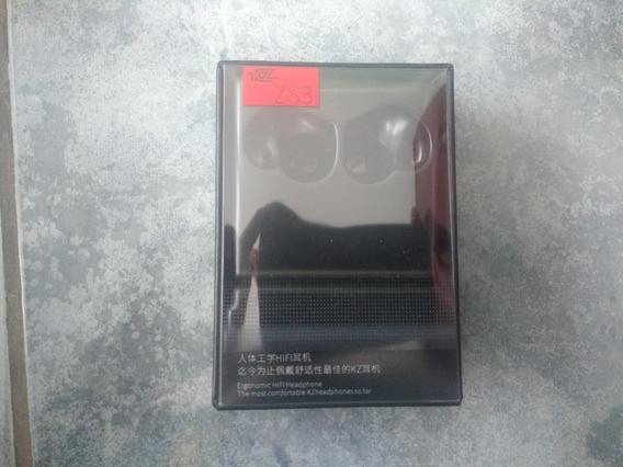 Fone De Ouvido Zs3 + Bluetooth + Cabo Blindado