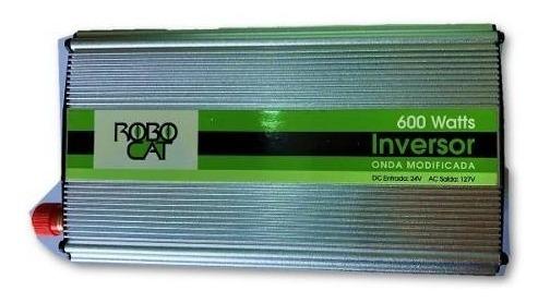 Inversor Tensão 24v P/ 110v 600 Watts - Onda Modificada