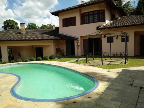 Casa Em Condomínio Para Locação Em Itapecerica Da Serra, Jardim Europa, 4 Dormitórios, 3 Suítes, 4 Vagas - 523