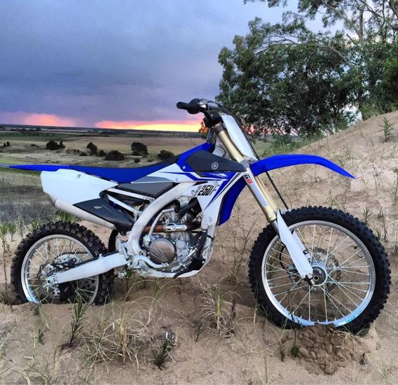 Yamaha Yzf250 Legal - Patentada 8 Horas De Uso Reales