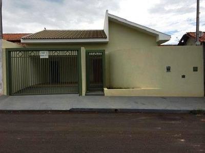 Casa Residencial À Venda, Jardim Palmeira, Bady Bassitt. - Ca1213