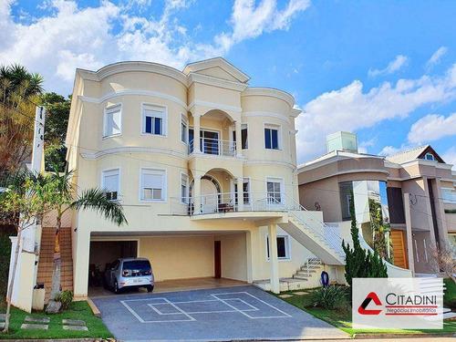 Imagem 1 de 20 de Vendo - Casa Em Condomínio Alto Padrão - Ca1823 - Ca1823