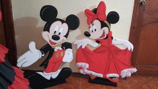 Decoracion Fiesta Figuras En Espuma Flex O Mdf
