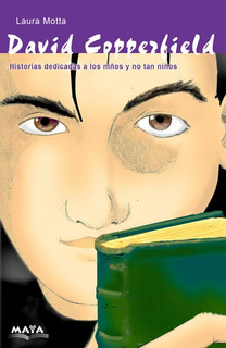 David Copperfield- Sandra Motta. Libro Infantil.