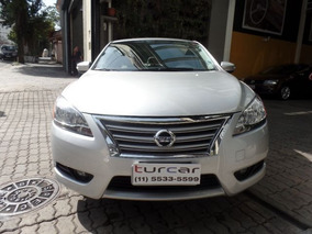 Nissan Sentra Unique Xtronic 2.0 16v Flex, Fyo8007