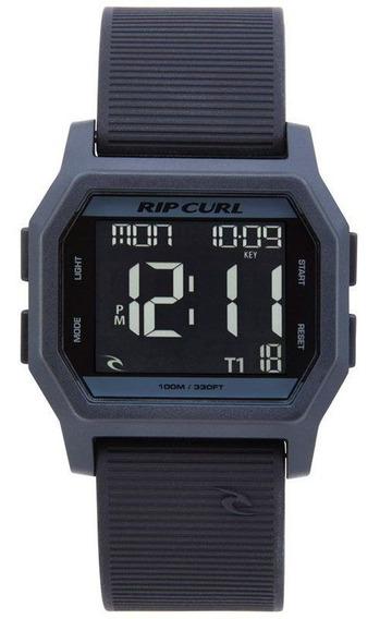 Relógio Rip Curl Atom Digital Preto + Nota Fiscal