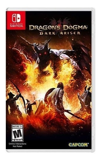 Dragons Dogma: Dark Arisen - Switch Lacrado