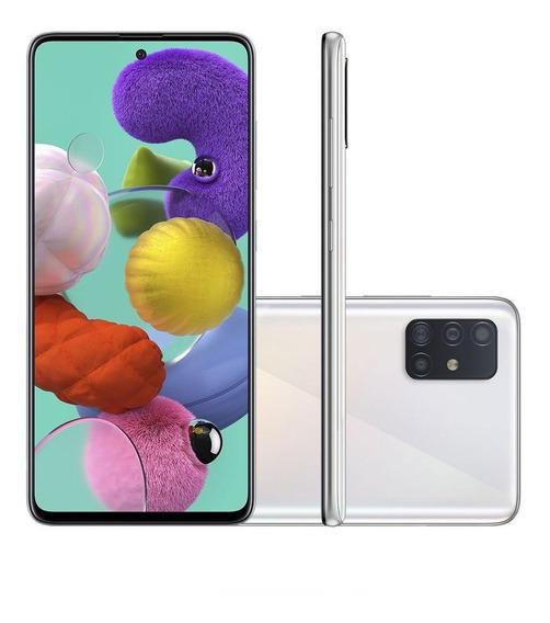 Smartphone Samsung Galaxy A51 128gb 4g Tela 6.5 Polegadas
