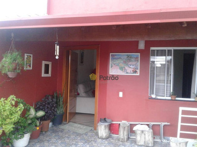 Sobrado Com 5 Dormitórios À Venda, 257 M² Por R$ 650.000 - Alves Dias - São Bernardo Do Campo/sp - So0748