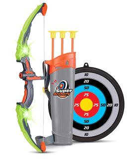 Liberty Imports Set De Arco Y Flecha Light Up Archery Para N