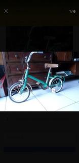 Bicicletas Antigas Totica Pepita