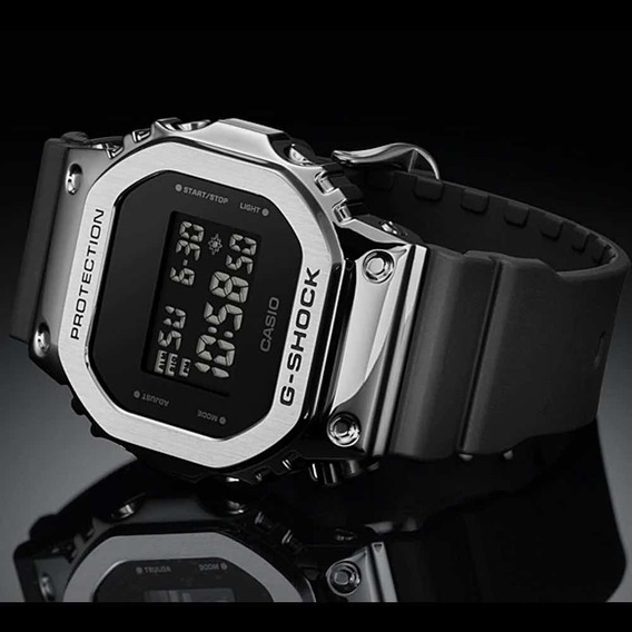 Relógio Casio Gm-5600-1dr