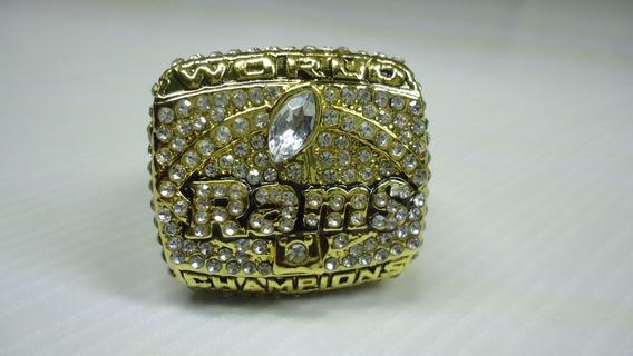 Nfl Anillo Carneros De La Rams No 11 Super Bowl 1999