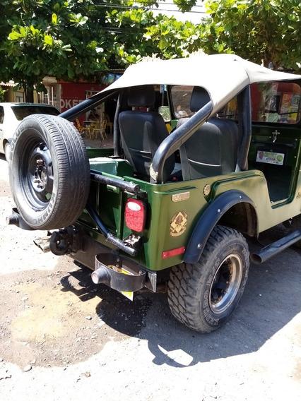 Jeep Willys Cj 4