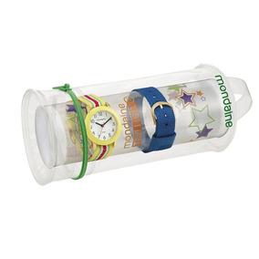 Relógio Infantil Mondaine Twist 02 Pulseiras 76647lpmvdj2